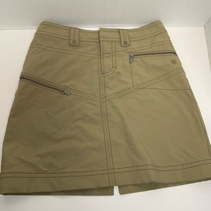 Athleta Tan Skirt Size 2